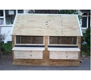 Picture of Twin Villa Chicken Coop