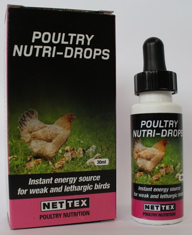 Picture of Poultry Nutri-Drops