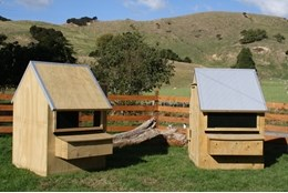 Picture of Bungalow Chicken Coop