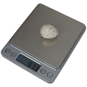 Picture of Digital compact scale 0.01 gram, stainless steel