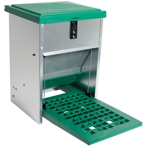 Picture of Feed-o-Matic ~ 5kgs Treadle Feeder