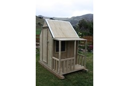 Picture of Cottage Chicken Coop
