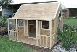 Picture of Grand chicken coop