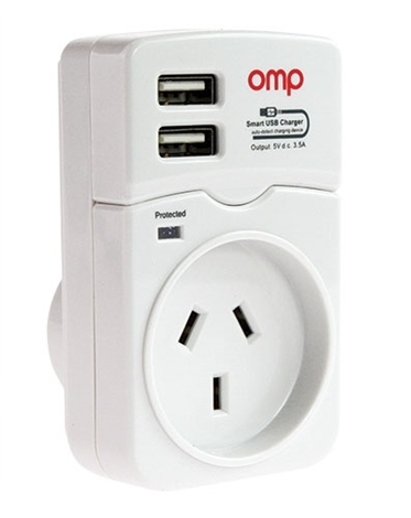 Picture of Power surge protection device