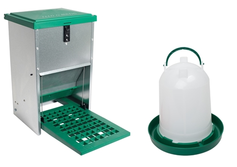 Picture of 8kg Feed-o-Matic + 6L Drink-o-Matic Combo