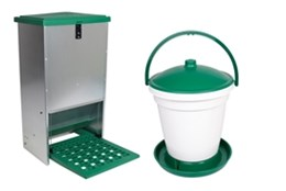 Picture of 20kg Feed-o-Matic + 18L Drink-o-Matic Combo