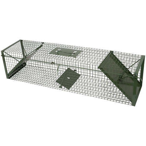 Picture of Live Capture Trap (Large) Double entry