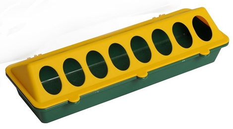 Picture of 300mm 16 Hole Chick Feeder Trough