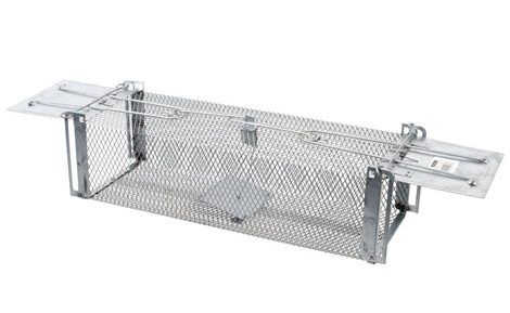 Picture of Live Capture Cage Trap (Small) Double Entry