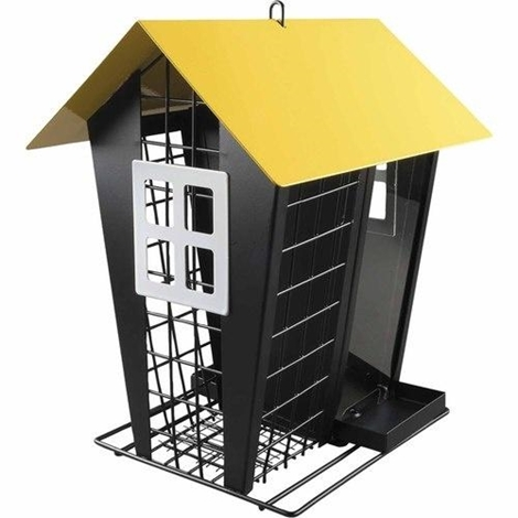 Picture of Wild Bird Snack Shack Dual Feeder