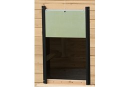 Picture of ChickSafe 2 piece sliding door set