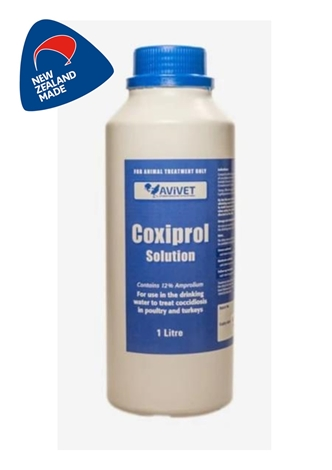 Picture of Coxiprol Solution