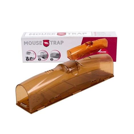 Picture of Live Capture Mouse Trap - Double entry