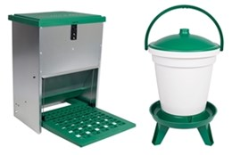 Picture of 12kg Feed-o-Matic + 18L Drink-o-Matic Combo
